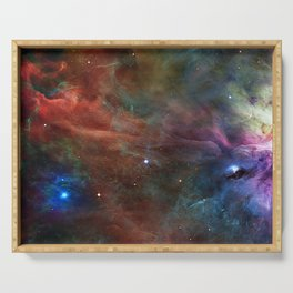 Orion Nebula Serving Tray