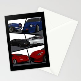 Z Generations Stationery Cards