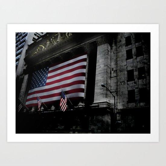 New York in 20 pics - Pic 3. Art Print