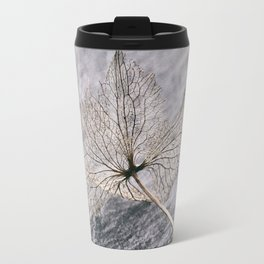 Leaf Skeleton Travel Mug