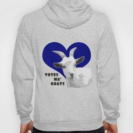 Totes Ma Goats - Blue Hoody