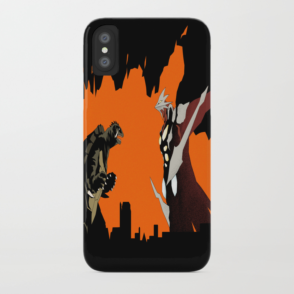 Gamera 3: Revenge Of Iris Phone Case by 100rings PCS6929041