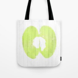 Apple Wood Tote Bag