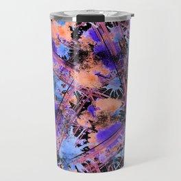 Abstract pattern. Travel Mug