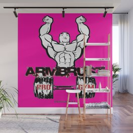 ARM BRUST PRO GYM Wall Mural