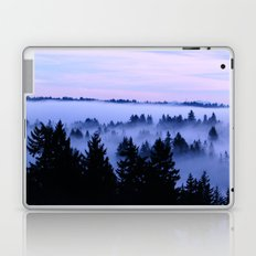 BremertonMorningFog Laptop & iPad Skin