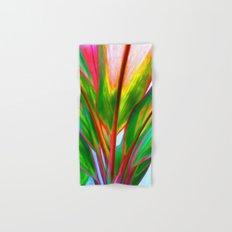 Ti Leaf Series #4 Hand & Bath Towel