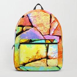 Sandstone wall Deacon PE Backpack