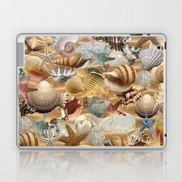 Sea Shell Mania Laptop & iPad Skin