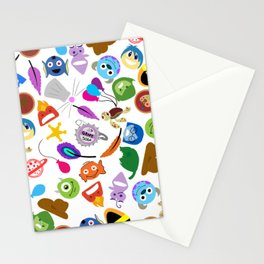 Pixar Stationery Cards