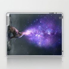 All Things Share the Same Breath Laptop & iPad Skin