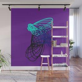 Dragon Flies Wall Mural