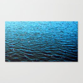 .deep. Canvas Print