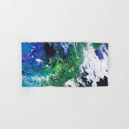 Arctic Moss Hand & Bath Towel