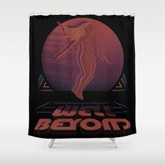 Well Beyond Shower Curtain