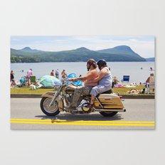 Love Handles  Canvas Print
