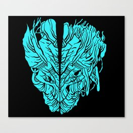 HEARTSPLIT Canvas Print