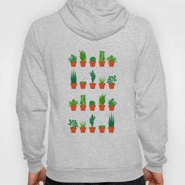 Small Plants Hoody