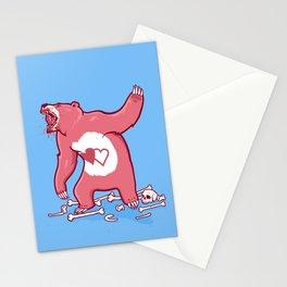 Terror Bear Stationery Cards