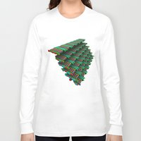 cartoons Long Sleeve T-shirts featuring Isn't that ideal by Obvious Warrior