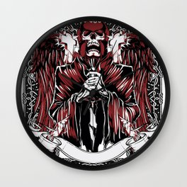 Lords of Vengeance Wall Clock