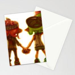 Splatoon 2 - Squid & Octo Stationery Cards