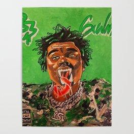 gunna,ds3,drip season 3,rapper,album,poster,wall art,fan art,music,hiphop,rap,rapper Poster