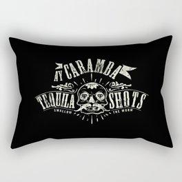Party Design Ay Caramba passioante cool Rectangular Pillow