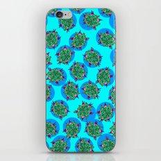 GermFlower Wallpaper (Chills) iPhone & iPod Skin