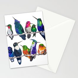 Hum if you Don't Know the Birds Stationery Cards