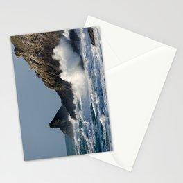 Atlantic splash Stationery Cards