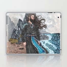 Njord Lord of the tides Laptop & iPad Skin