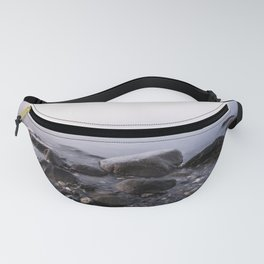 Stones in Sea Fanny Pack