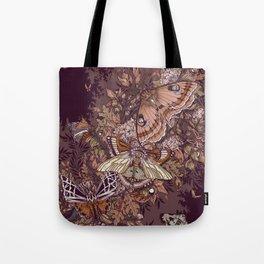 Transarctiinae Tote Bag