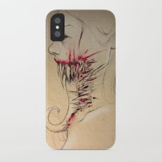 perfectly fine iPhone X Slim Case