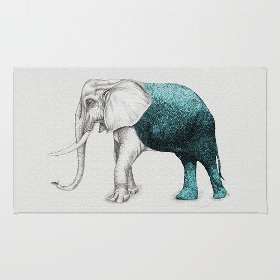 The Stone Elephant Rug