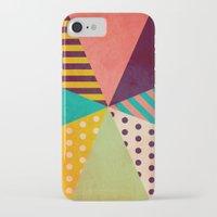 umbrella iPhone & iPod Cases featuring Umbrella by Louise Machado