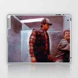 Seabass And Manly Love - Dumb And Dumber Laptop & iPad Skin