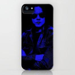 Jack White iPhone Case