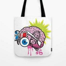 BRAIN-D! Tote Bag