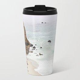 Beach Print - Point Dume, Malibu Travel Mug