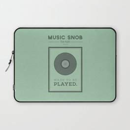 Made to be Played — Music Snob Tip #33⅓ A Laptop Sleeve