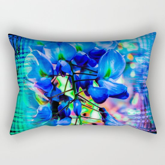Flower - Imagination Rectangular Pillow