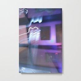 #888 Metal Print