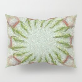 Peeped Disposition Flowers  ID:16165-093506-91430 Pillow Sham
