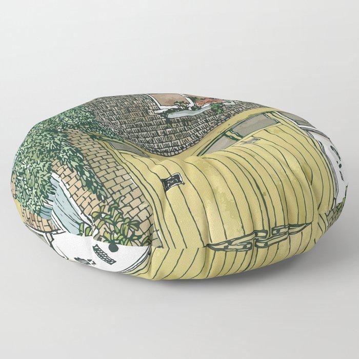 MEWS 2 Floor Pillow