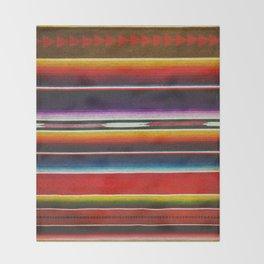 Saltillo Throw Blanket