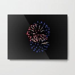 Fireworks 18 Metal Print