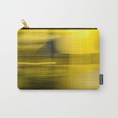 Yellow Lights Speed Effect Carry-All Pouch