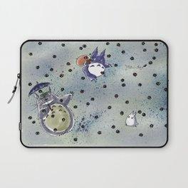 Totoro&Chibi Laptop Sleeve